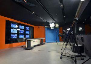 M21 uTV 網上電視(錄影室)
