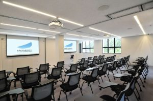Lecture Rooms 講室 1 & 2